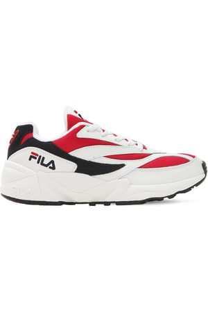 Fila Women Sneakers - Venom Faux Leather Sneakers