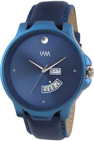 WM Men Blue Analogue Watch DD-081zx