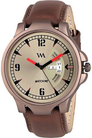WM Men Brown Analogue Watch DD-018z