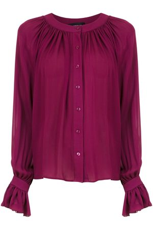 Olympiah Spinello silk shirt