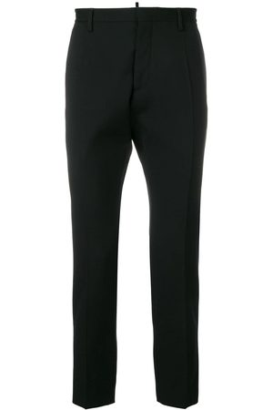 Dsquared2 Logo patch slim trousers