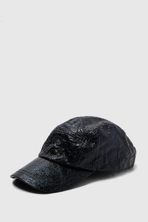 Zara Caps - CRINKLED CAP
