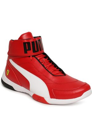 27736c6e6933 Puma Men Textured SF Kart Cat Mid III Mid-Top Sneakers