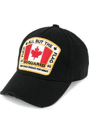 Dsquared2 Canadian flag baseball cap