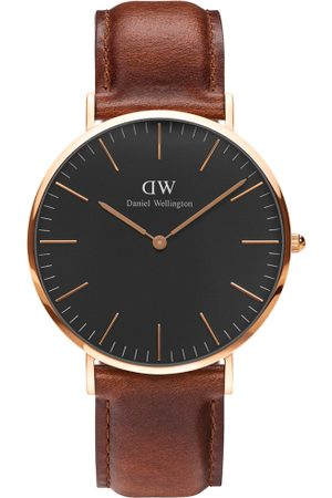 Daniel Wellington Men & Brown Analogue Watch DW00100124