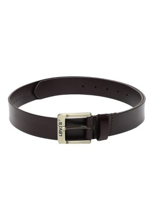 Levi's Men Belts - Men Brown Solid Belt