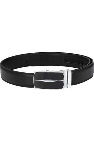 Pacific Men Solid Leather Belt