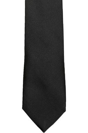 Tossido Black Slim Tie