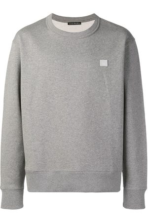 Acne Sweatshirts - Fairview Face sweatshirt