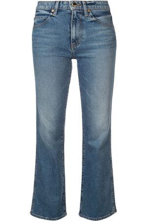 Khaite The Vivian denim jeans