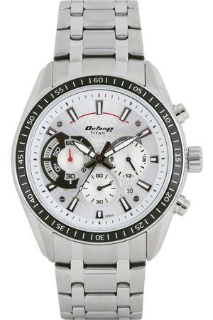 Titan Octane Men Chronograph Dial Watch 90077KM01J