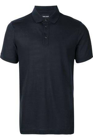 Armani Basic polo shirt