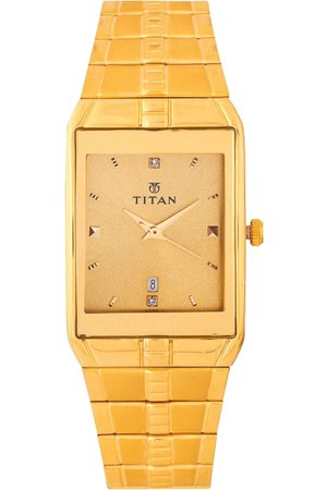 Titan Men -Toned Dial Watch NH9151YM03A