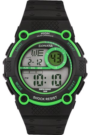 Sonata Men Digital Watch 77004PP01