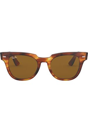 e755ddad4a Ray-Ban Meteor Stripped Havana sunglasses .
