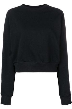 NO KA' OI Women Sports sweatshirts - Tape sleeve sweatshirt