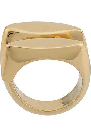 ANNELISE MICHELSON Dechainee signet ring