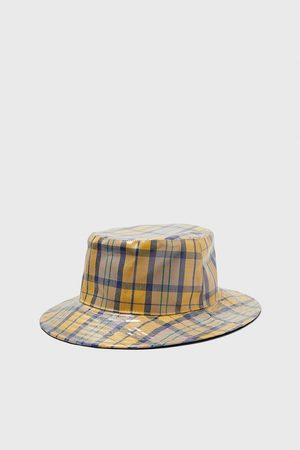 Zara CHECK RAIN HAT