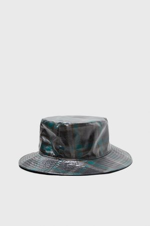 Zara Hats - CHECK RAIN HAT