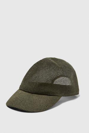 Zara OPEN KNIT CAP