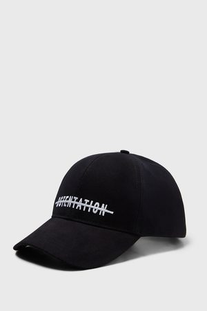 Zara EMBROIDERED SLOGAN CAP