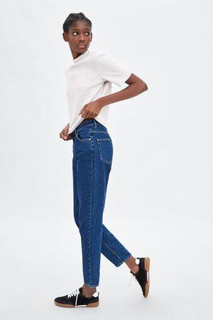 Zara SOFT-TOUCH HIGH NECK T-SHIRT