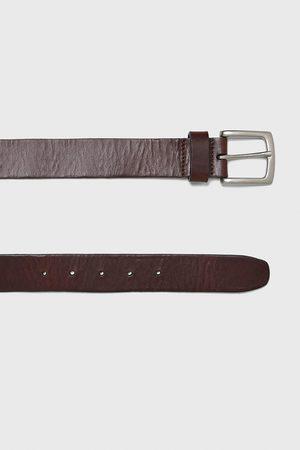 Zara Belts - LEATHER BELT