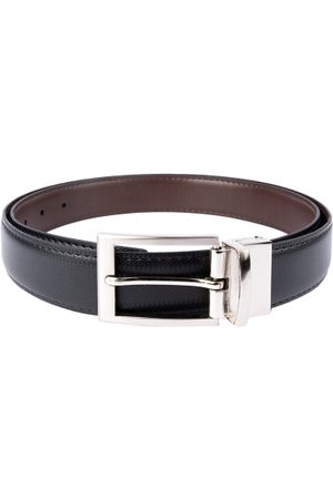 Pacific Men & Brown Reversible Belt