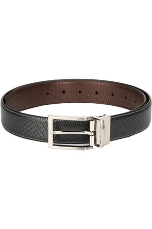 Pacific Men Black & Brown Reversible Belt