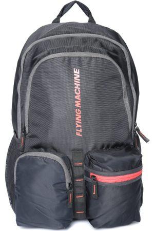 Flying Machine Men Rucksacks - Men Solid Backpack