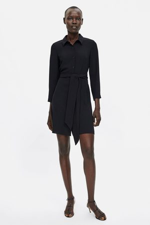 Zara TUNIC WITH BELT