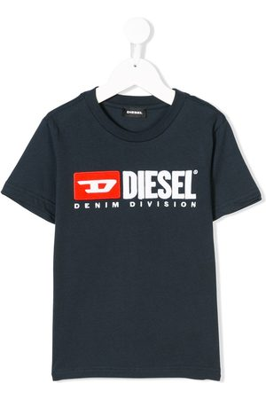 Diesel Boys Short Sleeve - Tjustdivision T-shirt