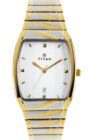 Titan Men Dial Watch NE9315BM01A