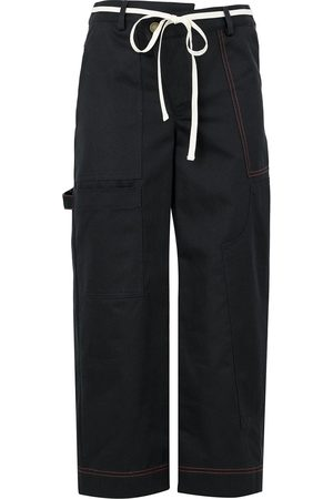 MONSE Straight-leg trousers