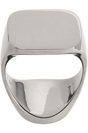 Maison Margiela Squared armour ring