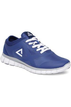 Peak Performance Men Blue Running Shoes