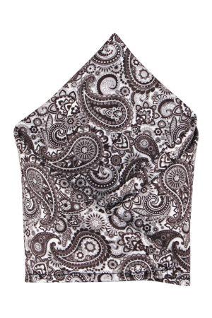 Blacksmith Men Printed Pocket Square