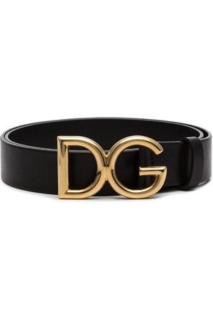 Dolce & Gabbana Men Belts - Logo belt