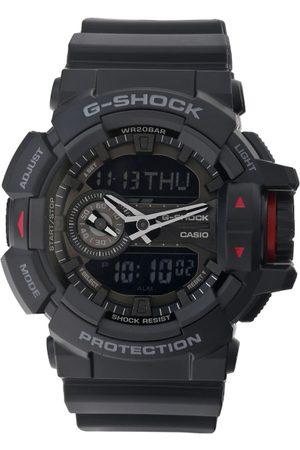 Casio G-Shock Men Black Dial Extra Large-Combination Watch GA-400-1BDR - G566