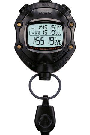 Casio Stop Watch Unisex Black Digital watch S055 HS-80TW-1DF