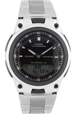 Casio Youth Series Men Black Dial Analog-Digital Watch AW-80D-1AVDF - AD60