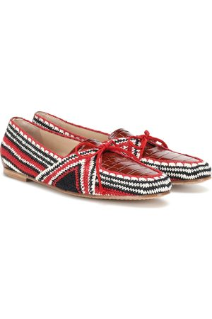 GABRIELA HEARST Hays crocheted loafers