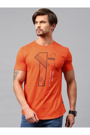 HRX by Hrithik Roshan Men Printed T-shirt