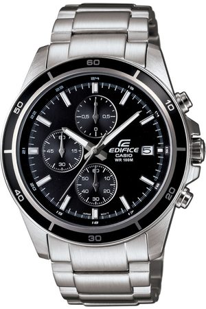 ANDREA MARQUES Edifice Men Silver Analogue Watch (EX093) EFR-526D-1AVUDF