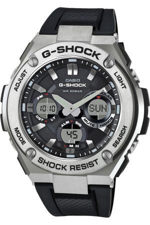 Casio G-Shock Men Black Analogue and Digital watch G609 GST-S110-1ADR