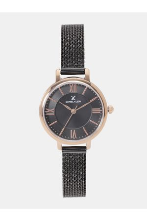 Daniel Klein Premium Women Black Analogue Watch DK11897-6