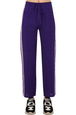 Isabel Marant Stretch Viscose Jersey Sweatpants