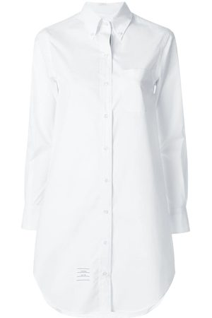 Thom Browne Elongated button-down shirt