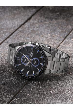 Roadster Men Black Analogue Watch PN-LB-80300