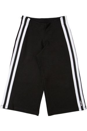 DKNY Milano Jersey Pants W/ Side Bands